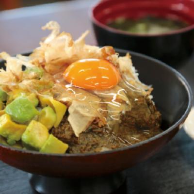 BOATCAFE アカモク丼 | 紀州 あかもく | AKAMOKU