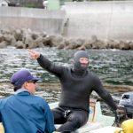 アカモク漁の様子 | 紀州 あかもく | AKAMOKU
