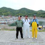 藻場を海の護る男たち | 紀州 あかもく | AKAMOKU